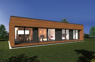 pour ceux qui r vent de fortune burger invente la maison en bois 100 000 euros. Black Bedroom Furniture Sets. Home Design Ideas