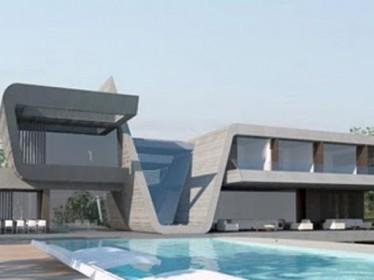pour ceux qui r vent de fortune cristiano ronaldo vous ouvre les portes de sa maison ultra. Black Bedroom Furniture Sets. Home Design Ideas