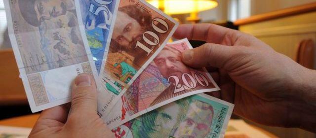La fin du franc, jackpot pour l'Etat 1794184_0634484a-3593-11e1-bbcf-00151780182c_640x280